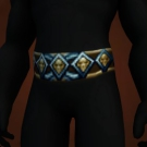 Borak's Belt of Bravery Model