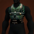 Serpentskin Armor, Indomitable Vest Model
