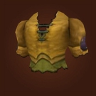 Fine Leather Tunic, Dreghood Chestpiece Model