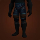 Deadly Gladiator's Kodohide Legguards, Deadly Gladiator's Wyrmhide Legguards, Deadly Gladiator's Dragonhide Legguards Model