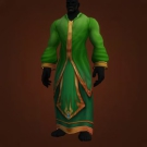 Shimmering Robe, Ivycloth Robe Model