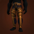 Merciless Gladiator's Linked Leggings, Merciless Gladiator's Mail Leggings, Merciless Gladiator's Ringmail Leggings Model