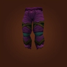 Highborne Pants, Dark Deed Leggings Model