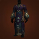 Aerial Acolyte's Robes, Woundsear Robes, Soul Priest's Raiment Model