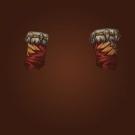 Enameled Grips of Solemnity, Kaz'tik's Stormseizer Gauntlets Model