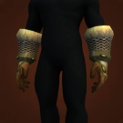 Skeletal Gauntlets Model