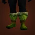 Greenweave Sandals Model