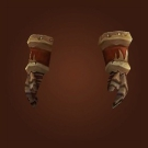 Replica Blood Guard's Plate Gloves, Replica Blood Guard's Plate Gauntlets Model