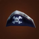 First Mate Hat Model