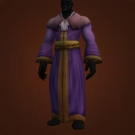Darkmoon Robe Model