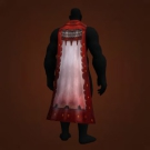 Dragon's Blood Cape, Cloak of the Inciter Model