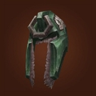 Brood Plague Helmet Model
