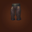 Crafted Malevolent Gladiator's Mooncloth Leggings, Crafted Malevolent Gladiator's Satin Leggings Model