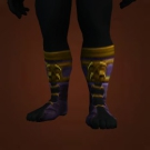 Footpads of the Fang Model