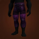 Revenant Leggings, Murkblood Avenger's Legplates, Shadesteel Greaves Model