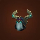 Vilebreath Mask, Aerial Acolyte's Hood Model