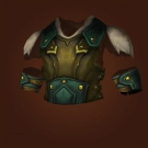 Axeclaw Chestguard, Chest of Heaving Bellows, Ashlink Hauberk Model
