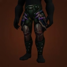 Cataclysmic Gladiator's Leather Legguards Model