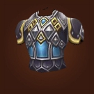 Brushed Breastplate of Might, Burnished Breastplate of Might, Breastplate of Might Model