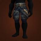 Tyrannical Gladiator's Dreadplate Legguards, Tyrannical Gladiator's Dreadplate Legguards Model