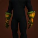 Captain's Gauntlets Model