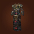 Eternal Blossom Raiment, Eternal Blossom Robes, Eternal Blossom Vestment, Eternal Blossom Tunic, Robes of Eighty Lights Model