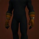 Heavy Earthen Gloves Model