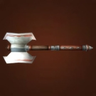 Supercharger Battle Axe Model