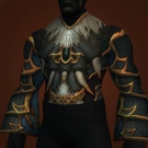 Tyrannical Gladiator's Ringmail Armor, Tyrannical Gladiator's Linked Armor, Tyrannical Gladiator's Mail Armor Model