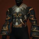 Tyrannical Gladiator's Ringmail Armor, Tyrannical Gladiator's Linked Armor, Tyrannical Gladiator's Mail Armor Model