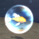 Anglers - Tiny Goldfish
