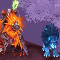 Beast Mastery Hunter Art Image