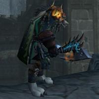 Combat Rogue Art Image