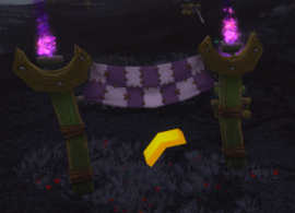 Darkmoon Faire Banner