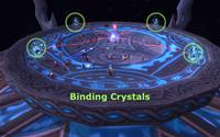 Dragon Soul - Hagara - Binding Crystals