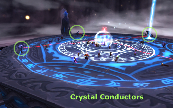 Storm Water Conductor : Hagara the stormbinder detailed strategy guide heroic