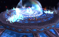 Dragon Soul - Hagara - Phase de glace