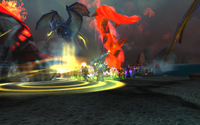 Dragon Soul - Madness of Deathwing - Fighting Phase One