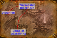Dragon Soul - Map - Spine of Deathwing