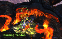Dragon Soul - Spine of Deathwing - Burning Tendon