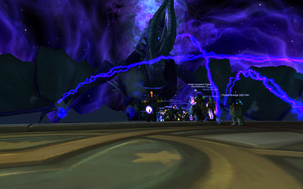 I know LFR gets a lot of hate for being easy mode. But ...
