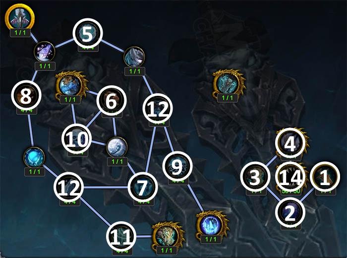 how to get frost dk hidden artifact