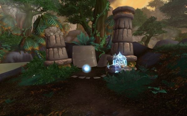 Garrison mage tower spirit lodge guide wod 62 world of warcraft ogre waygate in tanaan jungle malvernweather Image collections