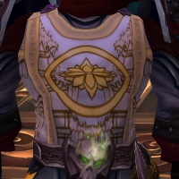 Golden Lotus - Tabard