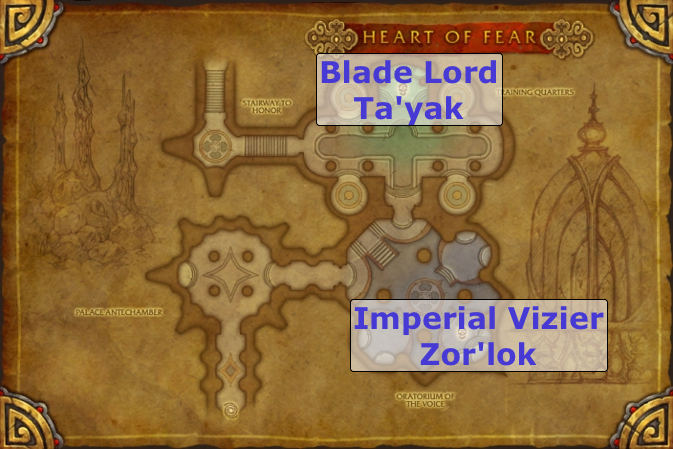 Heart of fear raid guides for world of warcraft for Terrace of the endless spring location