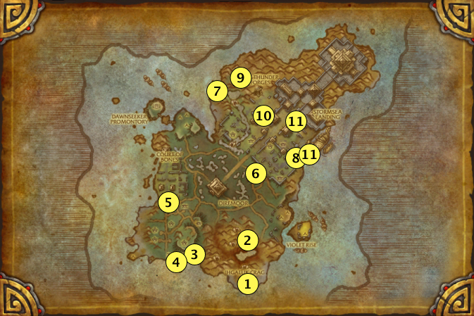 Isle of Thunder Daily Quests and Achievements Guide (WoW MoP 5.4)