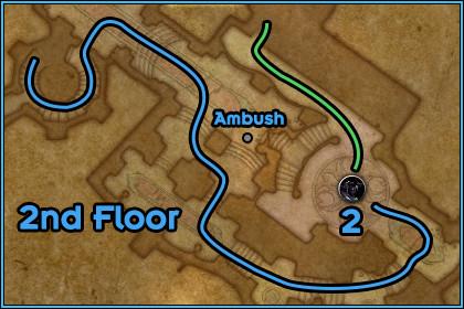 Black Rook Hold - Path Floor 2