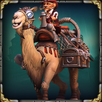 Camel Ground Mount