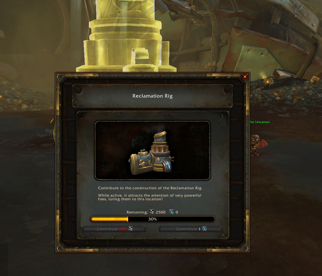 Mechagon Zone Guide and Junkyard Tinkering - World of Warcraft - Icy