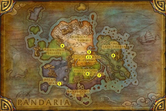 Midsummer Fire Festival 2019 Guide (BfA 8 2) - World of Warcraft